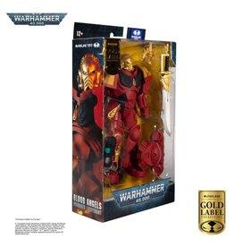 McFarlane Toys Warhammer 40K - Blood Angels Primaris Lieutenant 7 inch Action Figure
