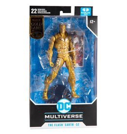 McFarlane Toys DC Multiverse 7 inch Red Death Gold Variant (Gold Label Series) Exclusive Action Figure