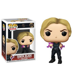 Funko Pop! Movies: Mortal Kombat (2021) - Sonya Blade