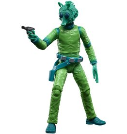 The Black Series Star Wars The Black Series Greedo 6-Inch-Scale Lucasfilm 50th Anniversary Original Star Wars Trilogy Action Figure