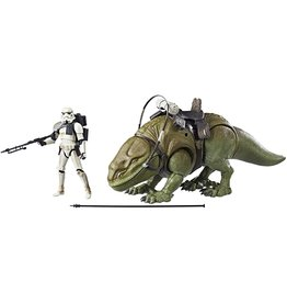 Hasbro Star Wars The Black Series Dewback and Sandtrooper