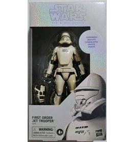 Hasbro Star Wars Black Series First Order Jet Trooper #99 Carbonized Graphite