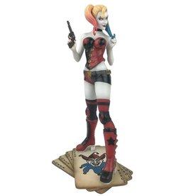 Diamond Select Toys DC Gallery Harley Quinn (Rebirth) Figure