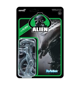 ReAction Alien Xenomorph ReAction Figure - The Alien