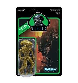 ReAction Alien Xenomorph ReAction Figure - Warrior (Attack)