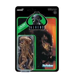 ReAction Alien Xenomorph ReAction Figure - Warrior (Stealth)