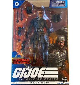 Hasbro G.I. Joe Classified Series Major Bludd Exclusive