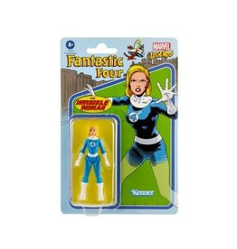 """Hasbro Marvel Legends - The Invisible Woman - Vintage 3.75"""" Action Figure"""