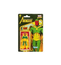 "Hasbro Marvel Legends - The Vision - Vintage 3.75"" Action Figure"
