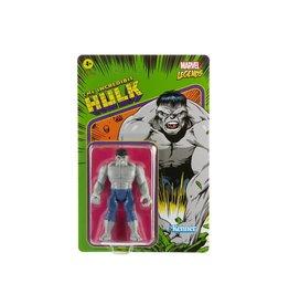 "Hasbro Marvel Legends - The Incredible Hulk (Grey Variant) - Vintage 3.75"" Action Figure"