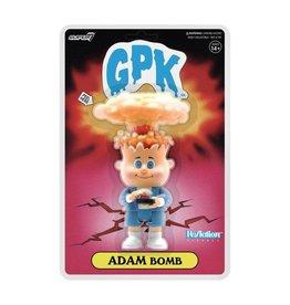 Super7 Garbage Pail Kids ReAction Adam Bomb
