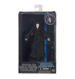 Hasbro Star Wars The Black Series Emperor Palpatine 6-Inch Action Figure (Blue Line)