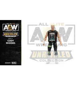 jazwares AEW Unrivaled Collection Series 4 Cody
