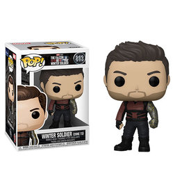 Funko Pop! Marvel: The Falcon and the Winter Soldier - Winter Soldier (Zone 73)