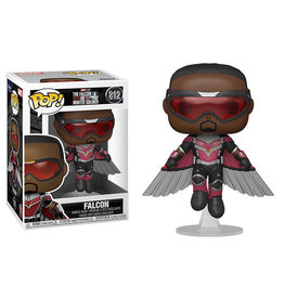 Funko Pop! Marvel: The Falcon and the Winter Soldier - Falcon (Flying)