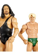 Mattle WWE Championship Showdown S3 The Giant Vs Ric Flair Action Figure 2 Pack