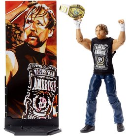 Mattel WWE Dean Ambrose Elite Series 58 Action Figure