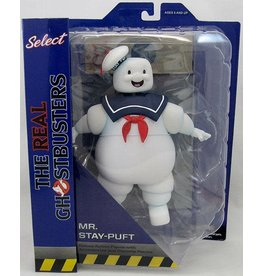 Diamond Select Toys The Real Ghostbusters Mr. Stay-Puft Deluxe Action Figure