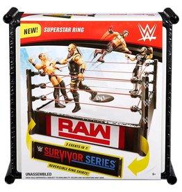 Mattel WWE Raw / Survivor Series Superstar Ring