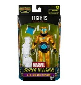 Hasbro Marvel Legends Super Villains A.I.M. Scientist Supreme (Xemnu BAF)