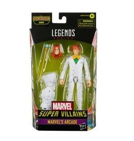 Hasbro Marvel Legends Super Villains Marvel's Arcade (Xemnu BAF)