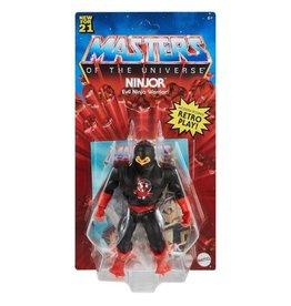 Mattle Masters of the Universe Origins Ninjor Action Figure
