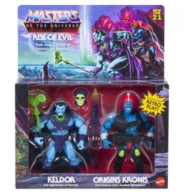 Mattel Masters of the Universe Exclusive 2pk Rise of Evil