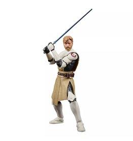 Hasbro Star Wars The Black Series Obi-Wan Kenobi (Clone Wars Card Exlcusive)