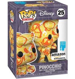 Funko Funko Pop! Artist Series: Disney Treasures of The Vault - Pinocchio, Amazon Exclusive