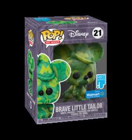 Funko Funko Pop! Artist Series: Disney Treasures of The Vault - Brave Little Tailor Mickey,  Walmart Exclusive