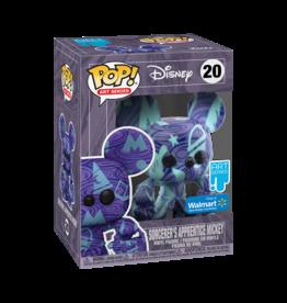 Funko Funko Pop! Artist Series: Disney Treasures of The Vault - Sorcerer's Apprentice Mickey, Walmart Exclusive