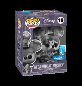 Funko Funko Pop! Artist Series: Disney Treasures of The Vault - Steamboat Mickey, Walmart Exclusive
