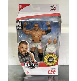 Mattle WWE Elite Keith Lee Series 82 Action Figure (Chase Variant)
