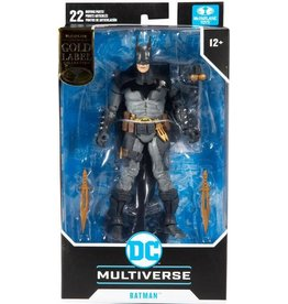 DC Comics DC Multiverse Batman: Batman & Beyond Designed by Todd McFarlane (Gold Label Variant)