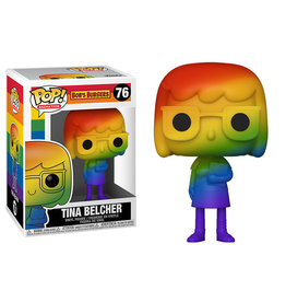 Funko Pop! Animation: Pride 2021 - Tina Belcher (Rainbow)
