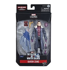 Hasbro Marvel Legends 6-Inch Baron Zemo
