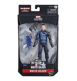Hasbro Marvel Legends 6-Inch Series Winter Soldier