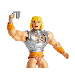 Mattle Masters of the Universe: Origins Deluxe Battle Armor He-Man