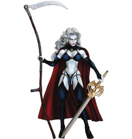 Executive Replica Lady Death 1/12 Scale 6 Inch Action Figure - Lady Death