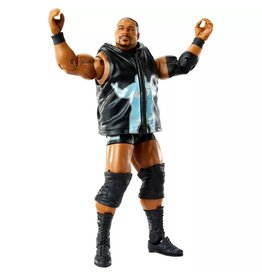 Mattle WWE Elite Collection Keith Lee Action Figure