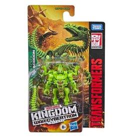 Hasbro Transformers Generations War for Cybertron: Kingdom Core Class WFC-K22 Dracodon Action Figure