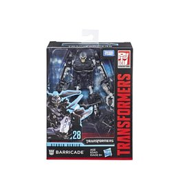 Hasbro Transformers Studio Series 28 Deluxe Barricade