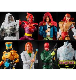 Hasbro Marvel Legends Super Villains Wave 1 Set of 7 Figures (Xemnu BAF)