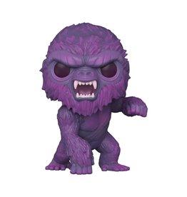 "Funko Pop! Movies: Godzilla vs. Kong - 10"" Neon City Kong Exclusive"