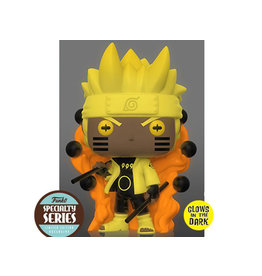 Funko Pop! Animation: Naruto: Shippuden - Naruto (Six Path Sage) (Glow in the Dark Specialty Series)