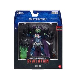Mattle Mattel Masters of The Universe Masterverse Revelation Skelegod Action Figure
