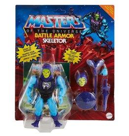 Mattle Masters of the Universe: Origins Deluxe Battle Armor Skeletor
