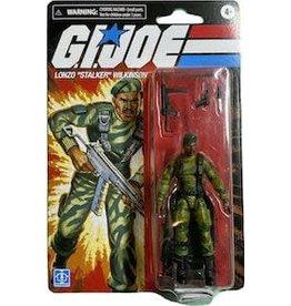 "Hasbro G.I. Joe Retro Collection Lonzo ""Stalker"" Wilkinson 3.75"" Exclusive Figure"