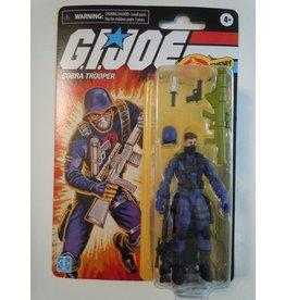 "Hasbro G.I. Joe Retro Collection Cobra Trooper 3.75"" Exclusive Figure"