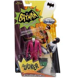 Mattle Batman Classic TV Series The Joker 6-Inch Action Figure